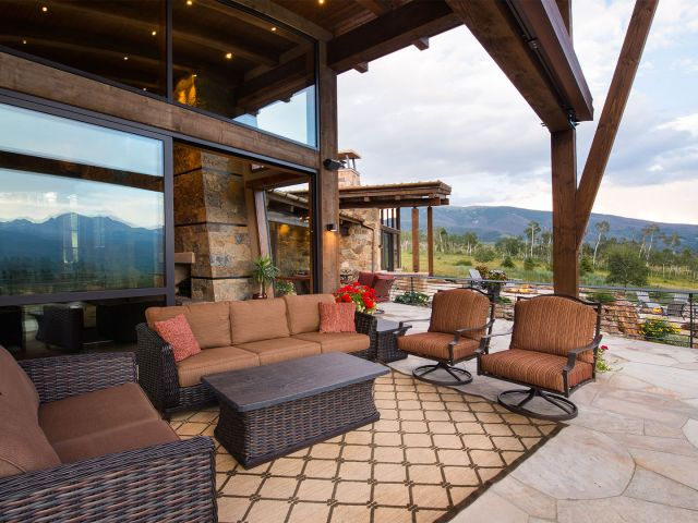 Become Inspired: Outdoor Mountain Luxury